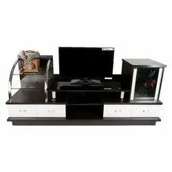 Designer Wooden TV Unit Stand