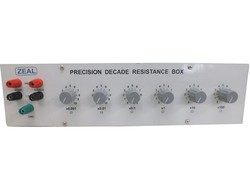 Precision Decade Resistance Box