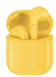 Realme Buds Air Bluetooth Headset  (Yellow, True Wireless)