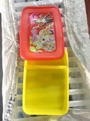 Kerolin塑料学校午餐盒快乐餐