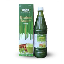 Brahmi Badam Syrup