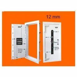 12mm Strong Room Door