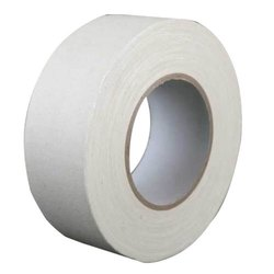 Color: White Adhesive Cotton Tape