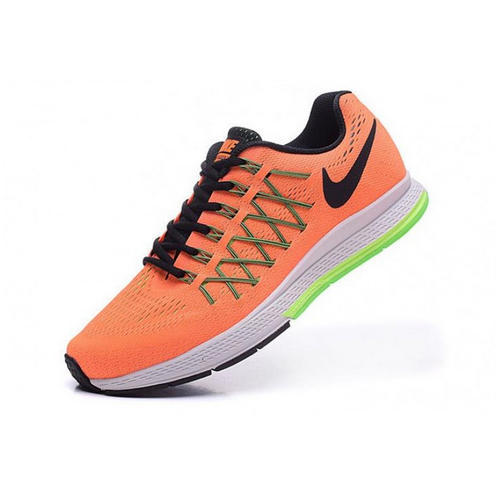 finest selection 64395 9b1d0 Orange and Green Nike Zoom Pegasus 32 Orange Running Shoes, Size  41-45