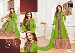 Ladies Designer Indo-western Suit