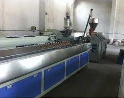 PP/PE WPC Profile Extrusion Production Machine Line