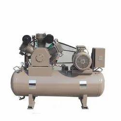 10 HP Medical Air Compressor, Maximum Flow Rate: 0-20 cfm, Discharge Pressure: 7 Bar