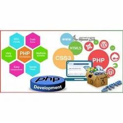 Ecommerce E Commerce Enabled PHP Website Development Service, With 24*7 Support