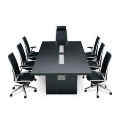 Conference Room Furniture In Ahmedabad Gujarat Sammelan Kaksh Ka - Conference room table set