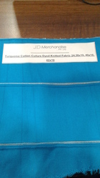 100% Cotton Knitted Dyed  Fabric