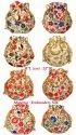 Multicolor As Innovations Handicrafts Ladies Designer Bags