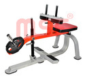 Msf Seated Calf Raise Plate Loaded, For Gym