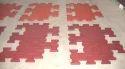 PVC Rubber Mould Zigzag Design