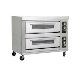 Stainless Steel Gas Bakery Oven