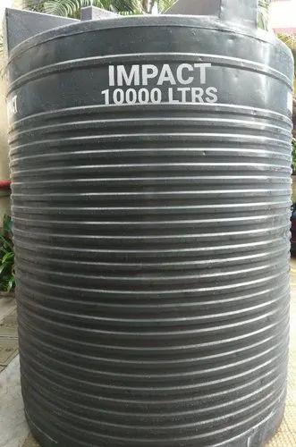 Water Tank Impact Water Tank Manufacturer From Navi Mumbai