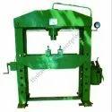 Hydraulic Work Shop Press Hand Operated