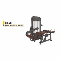 PD-28 Prone Leg Curl Machine