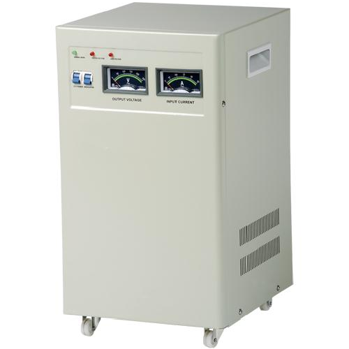 Servo Voltage Stabilizer - Single Phase Servo Voltage