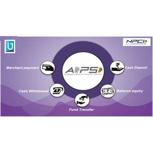 Aeps Whitelabel AEPS White Label Service (Own Brand Portal