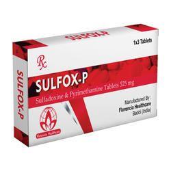 Sulfadoxine & Pyrimethamine Tablets 525mg