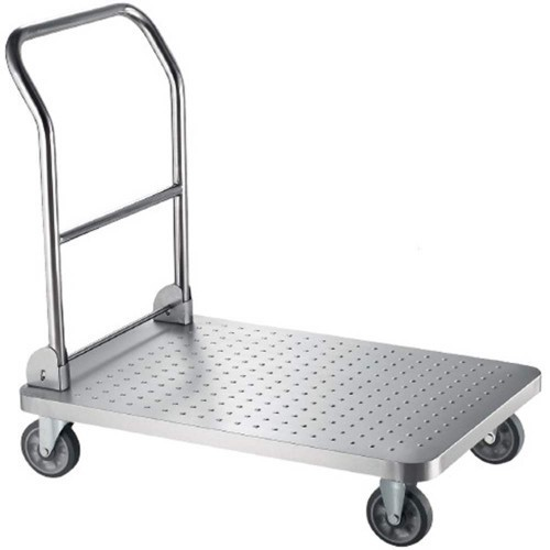 Plate Form Trolley at Rs 12000 /piece | Platform Trolley | ID ...