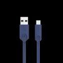 Mobile Blue Gizmore Micro Usb Cable 2a/2m Giz Wm104