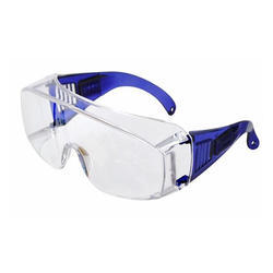 Blue Safety Spectacles