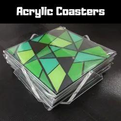 Promotional Acrylic Coasters