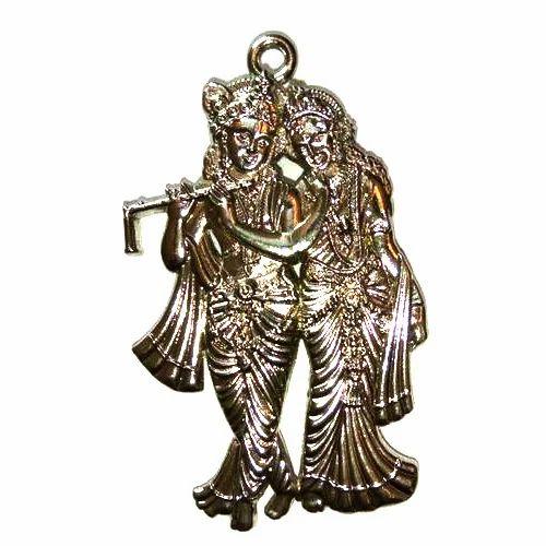 Radha krishna pendant die at rs 68 piece dharmik jhumke radha krishna pendant die aloadofball Gallery