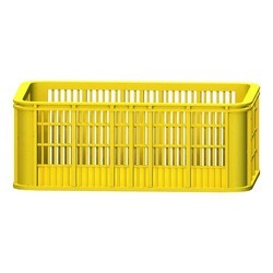 Rectangular Mesh Vegetable Crates