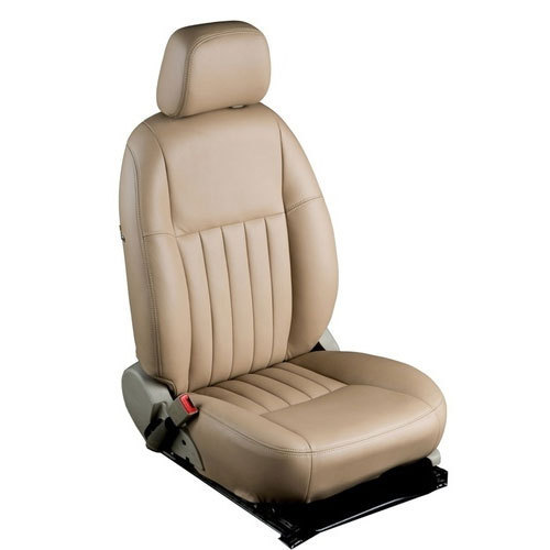 Cream Seatcovers With