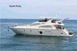 Yacht and Pool Party in Pattaya