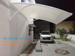 Membrane Tensile Roof Car Parking Structure