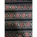 Printed Block Print Cotton Fabric, For Suit, Gsm: 50-100