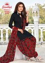 Readymade Stitched Cotton Patiala Suits