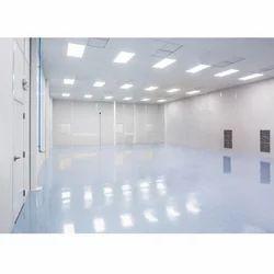 Clean Room Negative Pressure
