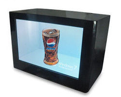 Interactive Product Display Showcase Box