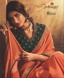 Fiona Ardhangini Vol-1 Designer Saree