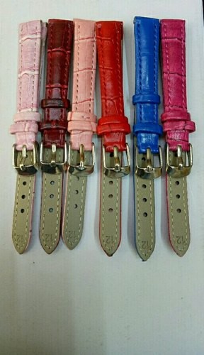 Crocodile Design Watch Strap