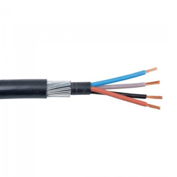 4 Core Fire Alarm Armoured Cable