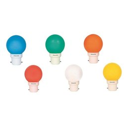 Round Cool daylight Philips Deco Mini Bulb, Color Temperature: 2700-3000 K, Base Type: B22