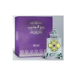 Rasasi Ruh Al Teeb Attar Taib Mens Perfume, Packaging Type: Box##Glass Bottle##Bottle