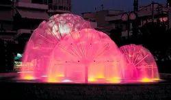 Modern Ball Fountains