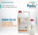 RADIX SIL-10 Disinfectant Solution