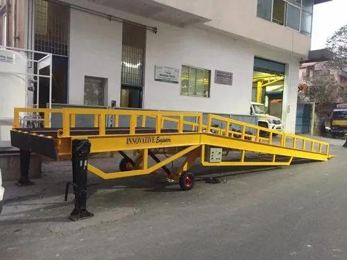 Mobile Dock Ramp