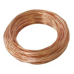 0.5-8 mm Bare Copper Wire, Wire Gauge: 0-25 guage, Packaging Type: Roll