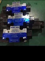 Tokimec Keiki Directional Control Hydraulic Valve