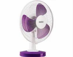 Usha Mist Air Duos Purple 400 mm Table Fan