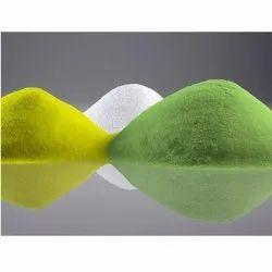 Wrinkle Green Powder Coating