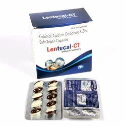 Calcitriol Calcium Carbonate Zinc Soft Gelatin Capsules